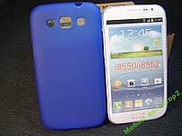 Чехол бампер силиконовый Samsung Galaxy Win i8550  i8552