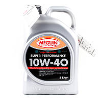 Моторное масло Meguin  Super Perfomance SAE 10W-40 5L