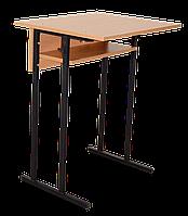Парта-стол школьный с полкой одноместный