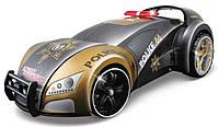 Автомодель - трансформер на р/у Street Troopers Project 66 золотисто-чёрный Maisto (81107 gold/black)