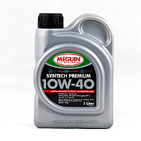 Моторное масло Meguin Syntech Premium SAE 10W-40 1L