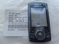 Верхняя часть слайдера для мобильного телефона Samsung SGH-U600G, GH98-09173A