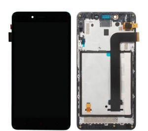 Дисплей с тачскрином Xiaomi Redmi 2 черный в рамке