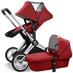 Детская универсальная коляска 2 в 1 Babysing X-GO