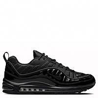 Мужские кроссовки Supreme x Nike Air Max 98 Black