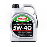 Моторное масло Meguin Ultra Performance Longlife SAE 5W-40 4L
