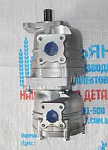 Насос шестеренный НШ-50х50