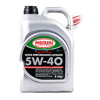Моторное масло Meguin Ultra Performance Longlife SAE 5W-40 5L