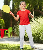 Детские легкие спортивные штаны