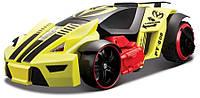 Автомодель - трансформер на р/у Maisto Street Troopers PT808 Желто-черный (81108 yellow/black)