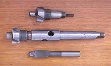 Цековка к/х ф 17 мм без цапфы