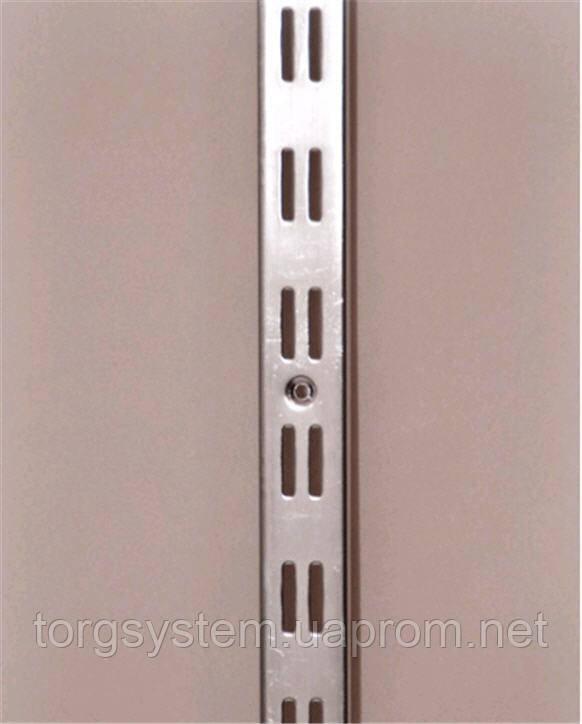 Система Вариант рейка двойная металлик 2м