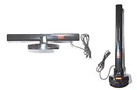 10-0005. Антенна ТВ комнатная универсальная активная+ USB, AR-605A