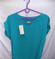 Женская футболка штапель