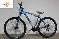 Велосипед 29 FORMULA ATLANT DD 2017 черно-синий