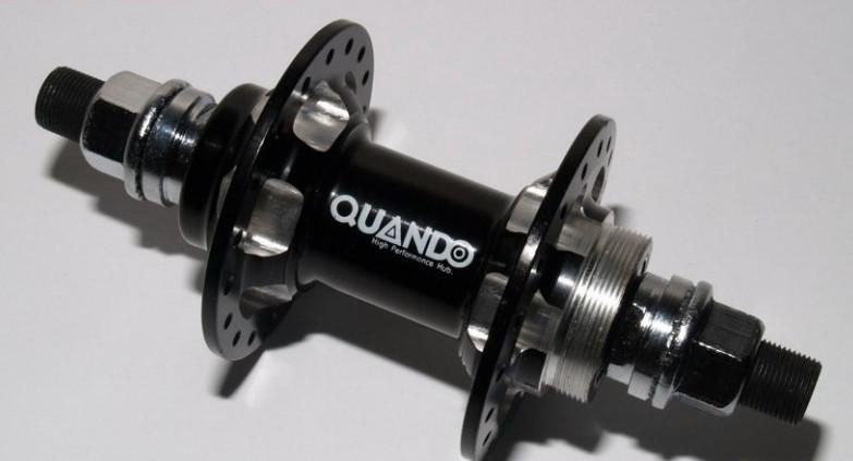 Втулка задня QUANDO BMX 36H на промах з широким фланцем 992871