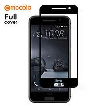 Защитное стекло Mocolo Full сover для HTC U Play черный