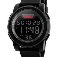 Кварцевые спортивные часы Skmei  (black)