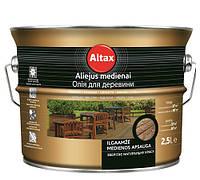 """Altax"" Олія для дерева"