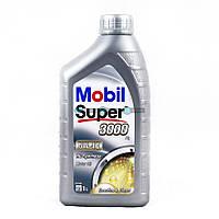 Масло синтетика Mobil Super 3000 X1 5W40 1L