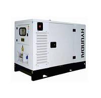Электростанция Hyundai DHY11K(S)Em + ATS