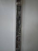 Система Вариант направляющая рейка двойная хром 2 м