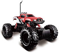 Автомодель на р/у Rock Crawler Maisto Red (81152 red)