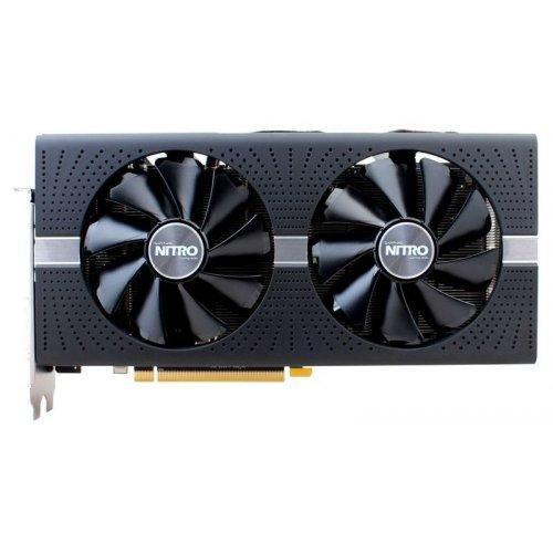 Видеокарта Sapphire Radeon RX 580 Nitro+ 4GB GDDR5 (11265-07-20G), фото 1