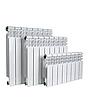 Биметаллические или алюминиевые радиаторы