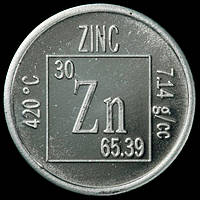 Лом, отходы цинка (Zn) реализуем
