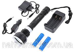Подводный фонарь Police BL-2803 T6, фото 2