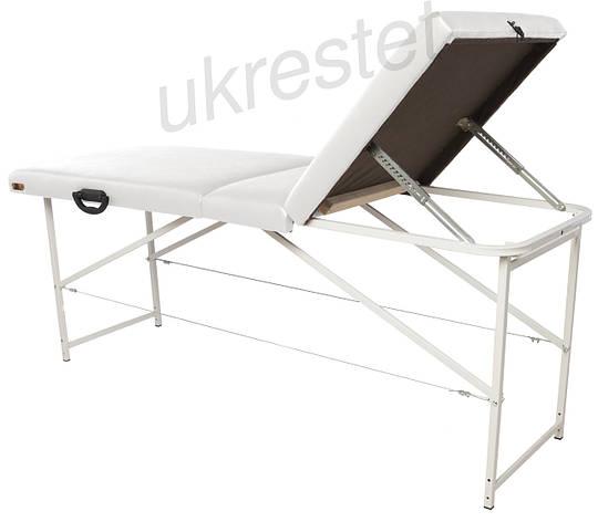 Trio Standart массажный стол трехсекционный , фото 2
