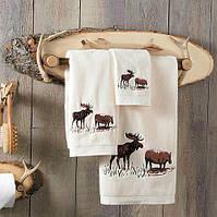 Вешалки для полотенец из натурального дерева