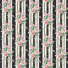 Ткань для штор Cecile Rose Vintage 2 Prints Sanderson