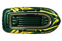 Надувная лодка Intex 68349 Seahawk 3