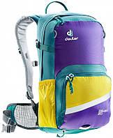 Рюкзак Deuter Bike I 20 цвет 3363 petrol-violet
