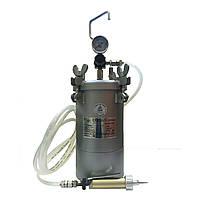 Бак нагнетательный пневматический (клеевая система) Air Pro AT-5(FG)K (Тайвань)