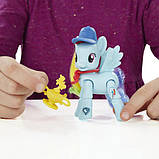 Игровой набор My Little Pony Equestria  Rainbow Dash с артикуляцией (B5676-B3602), фото 3