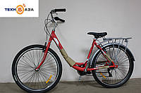 Велосипед 26 OPTIMABIKES VISION 2016 красно-белый