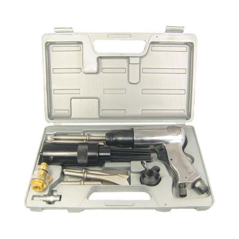 Молоток игольчатый пневматический пистолетного типа VGL J6812.K (Тайвань)