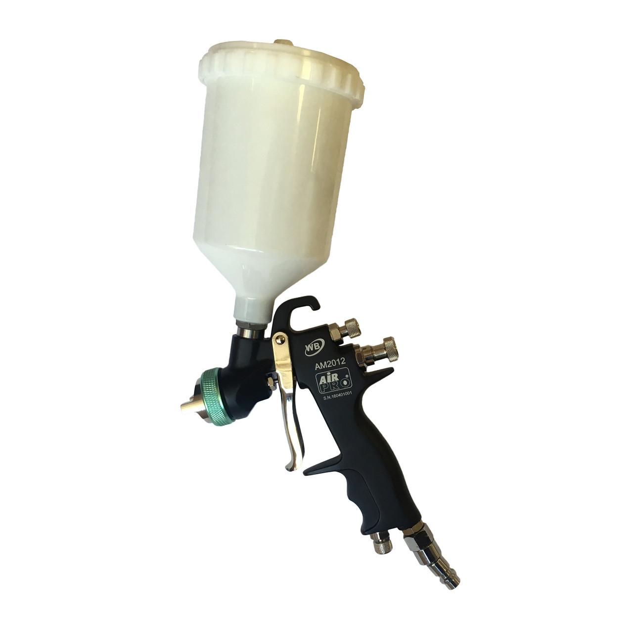Краскопульт пневматический (1,3 мм) Air Pro  AM2012/HVLP WB-1.3 (Тайвань)