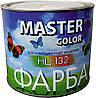 Краска НЦ-132 Master Color желтая (2кг)