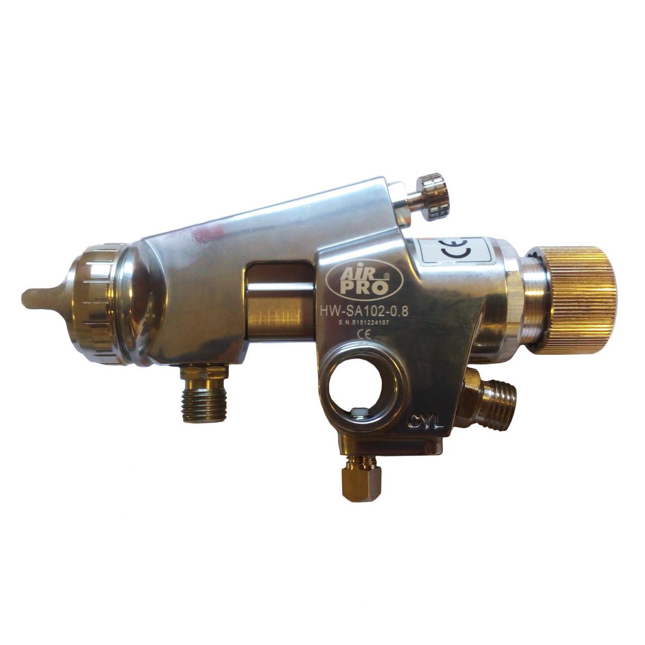 Краскопульт пневматический автоматический (1,0 мм) Air Pro HW-SA102-1,0  (Тайвань)