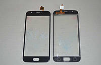 Оригинальный тачскрин / сенсор (сенсорное стекло) для Doogee X9 Mini (черный цвет) + СКОТЧ В ПОДАРОК