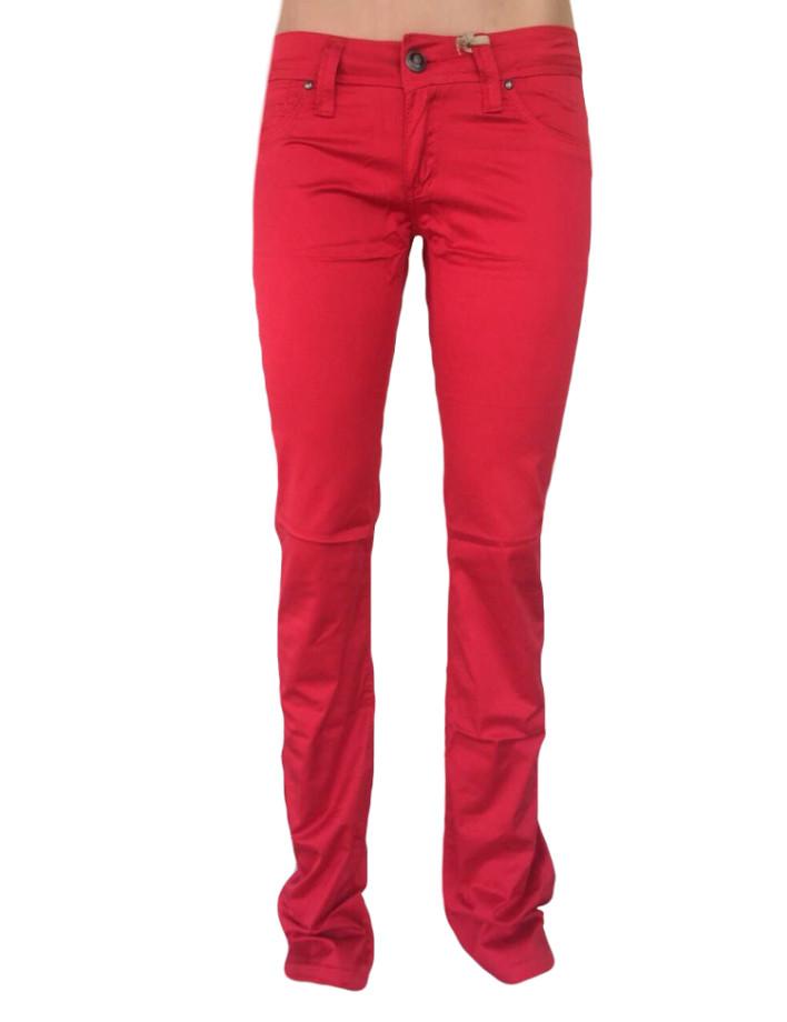 ac6e44e30dd Джинсы женские красные от омат джинс - Интернет-магазин Myjeans в Одессе