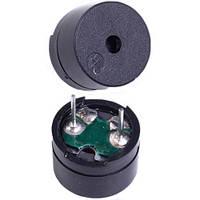 3x Пассивный зуммер buzzer излучатель 3-12В Arduino (3шт. в наборе)
