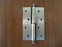 Петля дверная Doganlar 120 мм левая, правая сатин