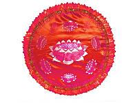 Подушка для медитации, красная арт 9040106-1