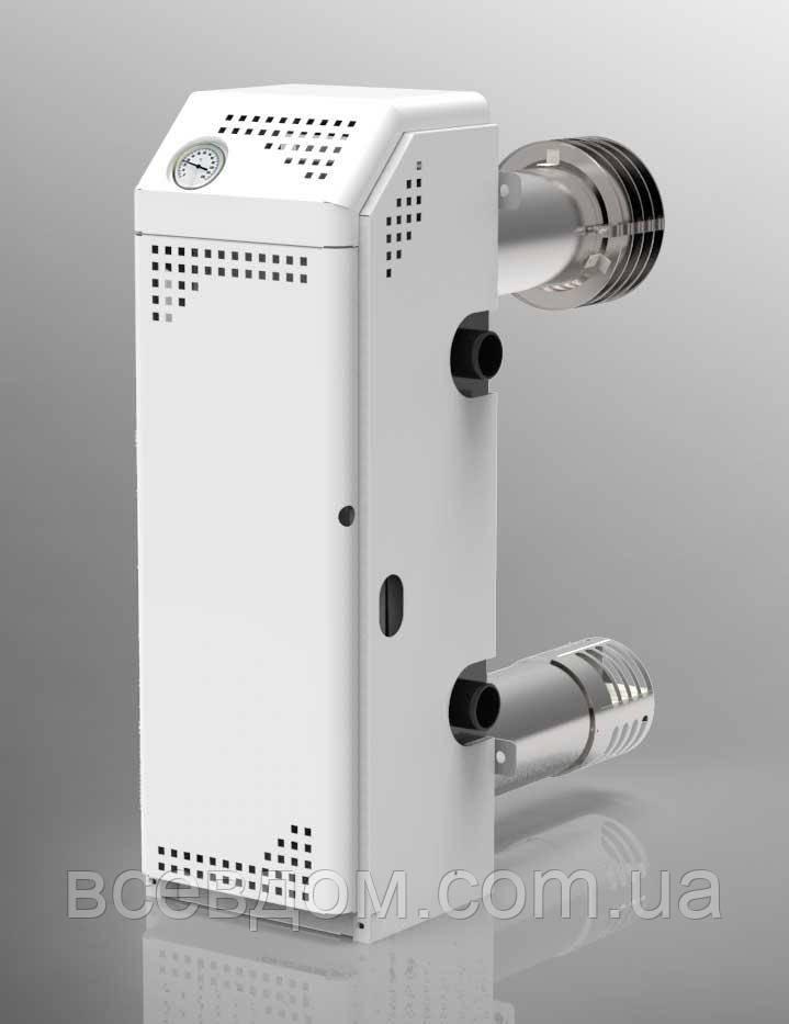 Газовый парапетный котел Житомир-М АДГВ-7Н 2-х трубный теплообменник (двухконтурный)