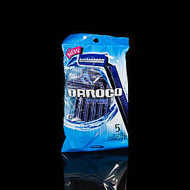 Станки для бритья Darco 5 шт/уп(Брит_Дарко5)